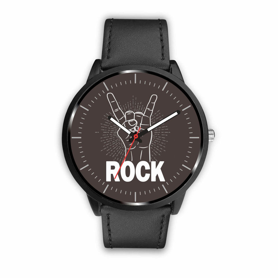 Rock Watches - Mens 40mm / Black - Ineffable Shop