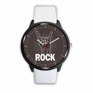 Rock Watches - Mens 40mm / White - Ineffable Shop