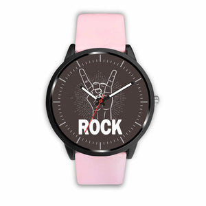 Rock Watches - Mens 40mm / Pink - Ineffable Shop
