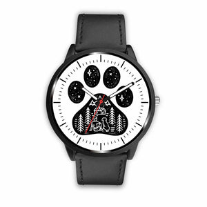 Dog Watches - Mens 40mm / Black - Ineffable Shop