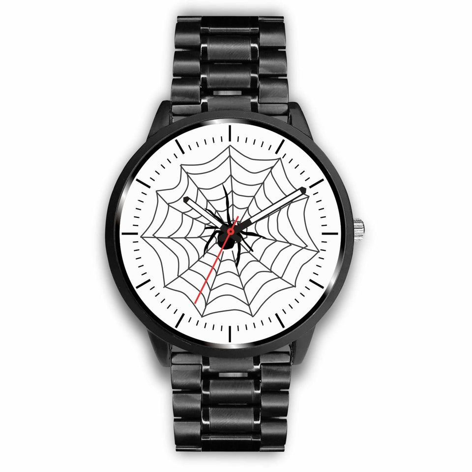 Spider Watches - Mens 40mm / Metal Link - Ineffable Shop