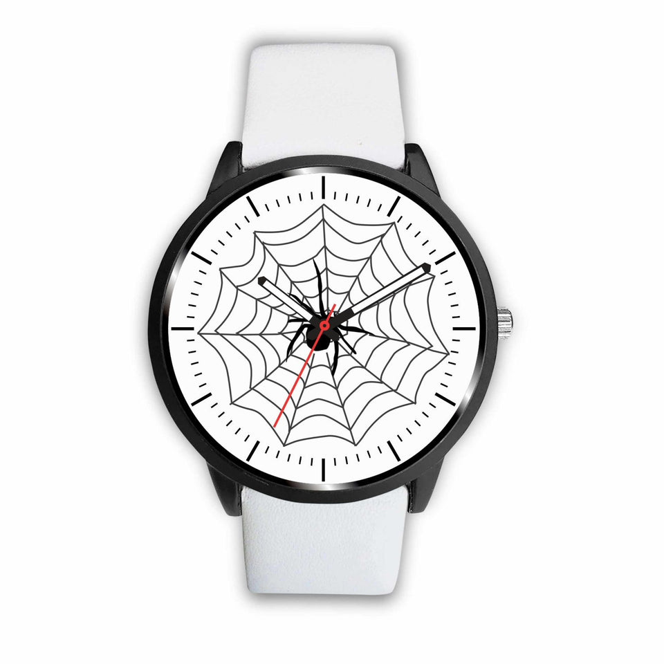 Spider Watches - Mens 40mm / White - Ineffable Shop