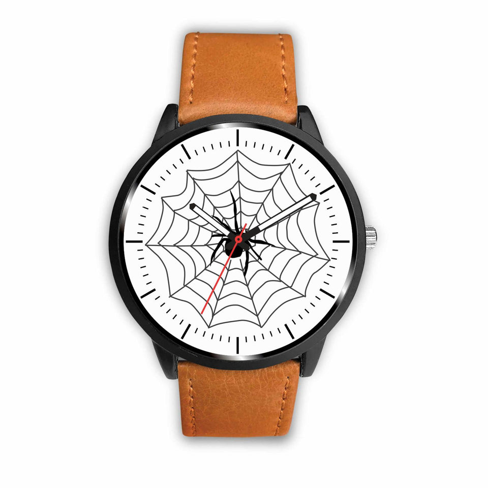 Spider Watches - Mens 40mm / Brown - Ineffable Shop