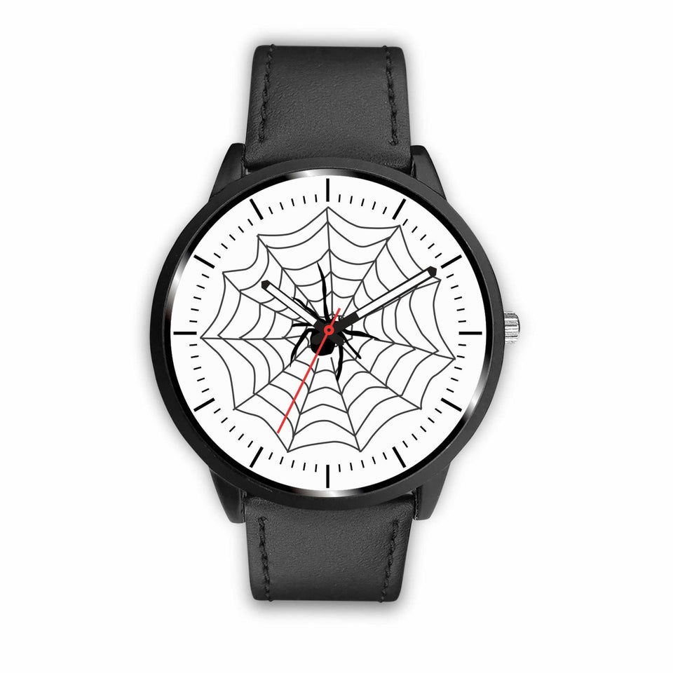 Spider Watches - Mens 40mm / Black - Ineffable Shop