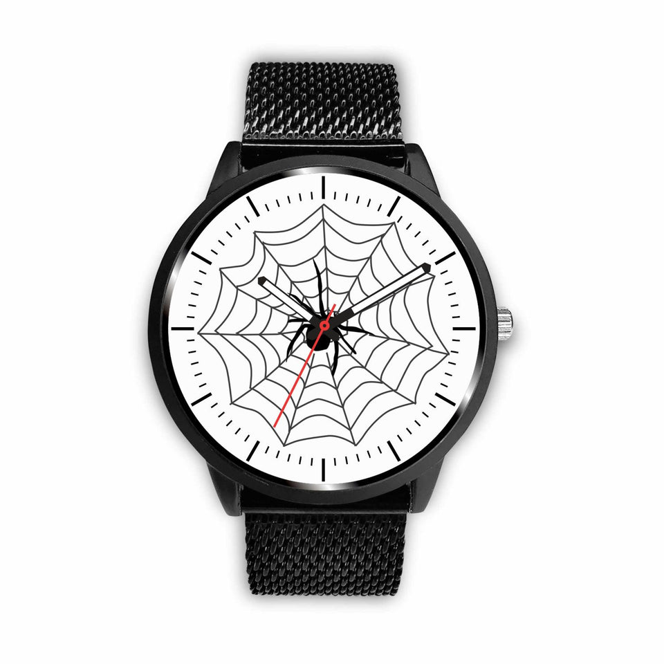 Spider Watches - Mens 40mm / Metal Mesh - Ineffable Shop