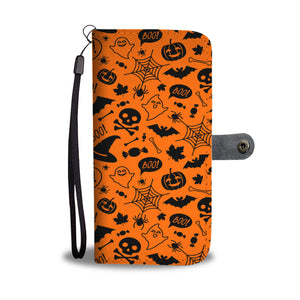 Halloween Party Wallet Case - - Ineffable Shop