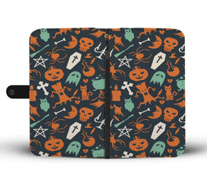 Happy Halloween Wallet Case - - Ineffable Shop