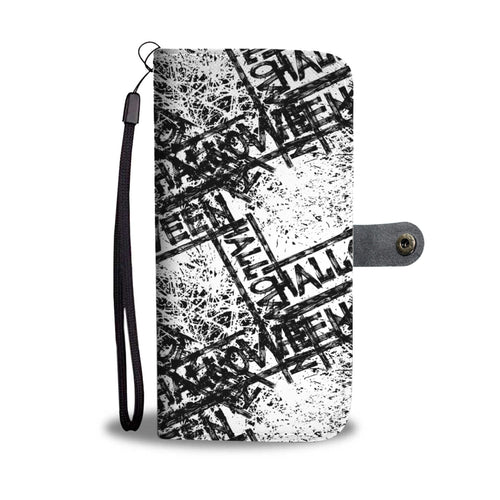 Happy Halloween Wallet Case - Ineffable Shop