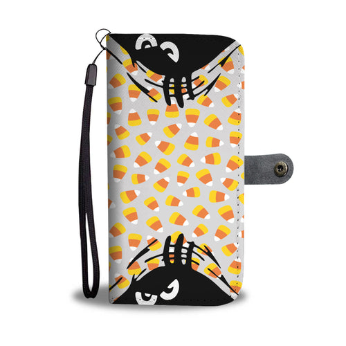 Halloween Horror Wallet Case - - Ineffable Shop