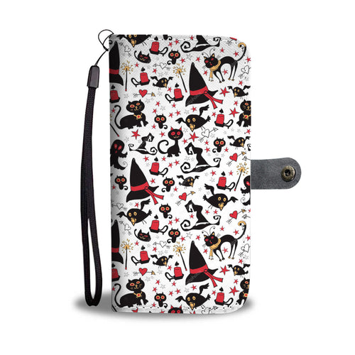 Halloween Cute Wallet Case HLW025 - Ineffable Shop