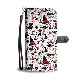 Halloween Cute Wallet Case HLW025