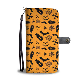 Halloween Wallet Case Costume HLW026