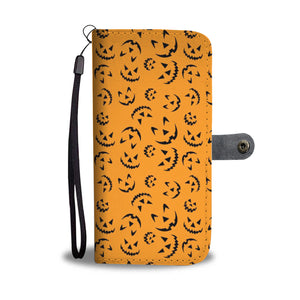 Halloween Costume Design Wallet Case HLW027 - Ineffable Shop