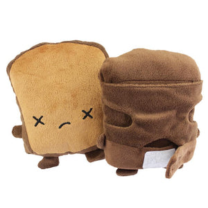 Toast Shaped USB Heated Hand Warmers - Sad - Ineffable Shop
