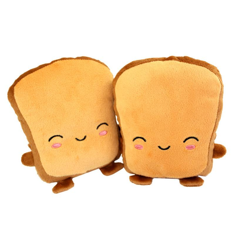 Toast Shaped USB Heated Hand Warmers - Ineffable Shop