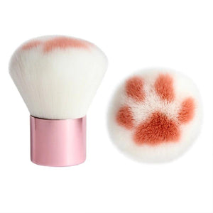 High Quality Cat Paw Makeup Brushes™ - Short Pink - Ineffable Shop