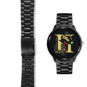 Harry Potter Huflepuff Watches - HPW002 - - Ineffable Shop