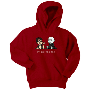 I've Got Your Nose Youth Hoodie - Youth Hoodie / Red / XS - Ineffable Shop
