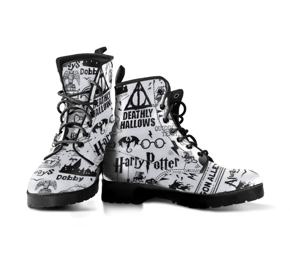 Harry Potter Women's Boots HP0076 - - Ineffable Shop