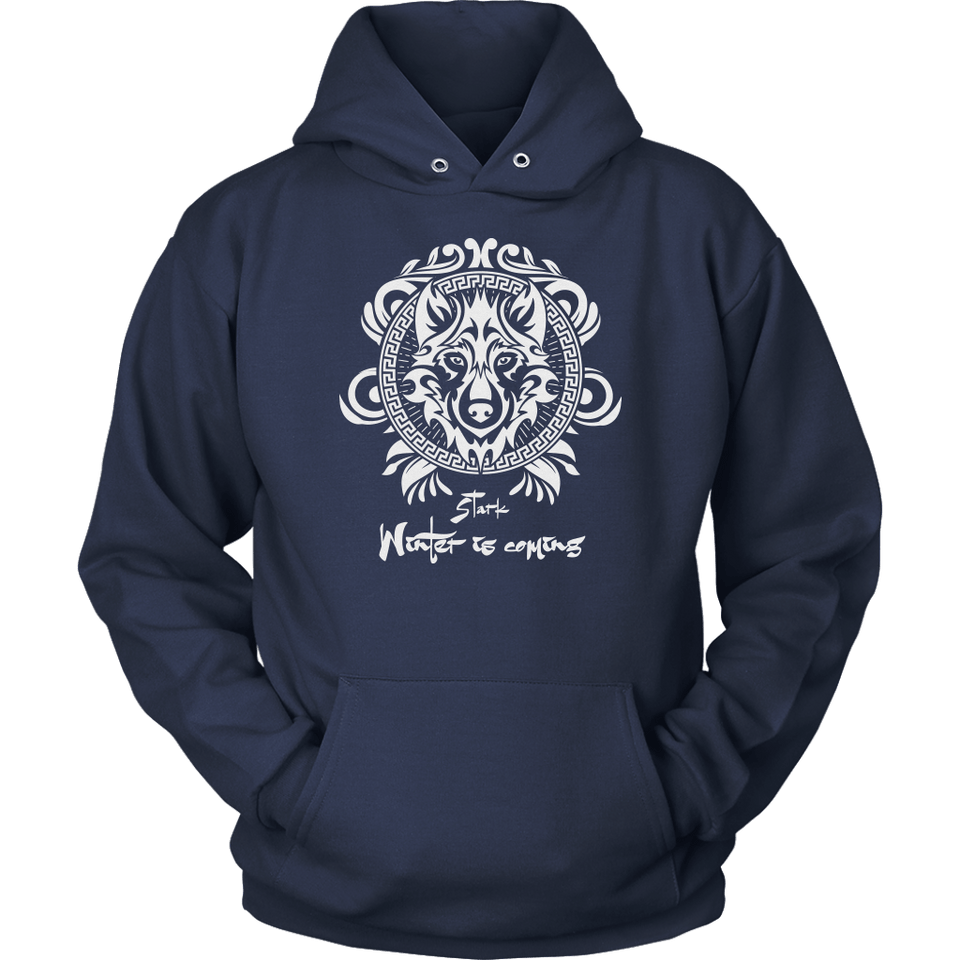 GOT House Stark Vintage Style - Unisex Hoodie - Ineffable Shop