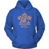 Harry Potter Vintage Ravenclaw Unisex Hoodie - Unisex Hoodie / Royal Blue / S - Ineffable Shop