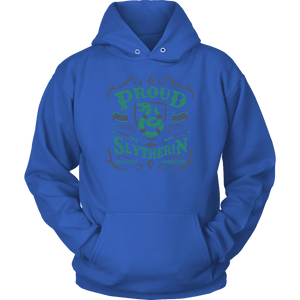 Slytherin Unisex Hoodie - Unisex Hoodie / Royal Blue / S - Ineffable Shop