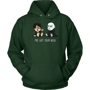 I've Got Your Nose Unisex Hoodie - Ineffable Shop