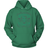 Slytherin Unisex Hoodie - Unisex Hoodie / Kelly Green / S - Ineffable Shop