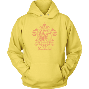 Harry Potter Vintage Ravenclaw Unisex Hoodie - Unisex Hoodie / Yellow / S - Ineffable Shop