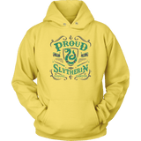Slytherin Unisex Hoodie - Unisex Hoodie / Yellow / S - Ineffable Shop