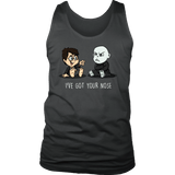 I've Got Your Nose District Mens Tank - District Mens Tank / Charcoal / S - Ineffable Shop