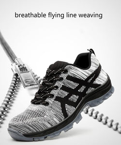 UNISEX INDESTRUCTIBLE BULLETPROOF ULTRA X PROTECTION SHOES - - Ineffable Shop