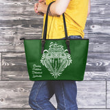 Harry Potter 4 Houses Large Tote HP0042 - - Ineffable Shop