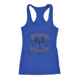 Ravenclaw Pride Next Level Racerback Tank - Next Level Racerback Tank / Royal / XS - Ineffable Shop