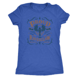 Ravenclaw Pride Next Level Womens Triblend - Next Level Womens Triblend / Vintage Royal / S - Ineffable Shop