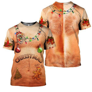 3D All Over Printed Christmas Sweater Shirts - - Ineffable Shop