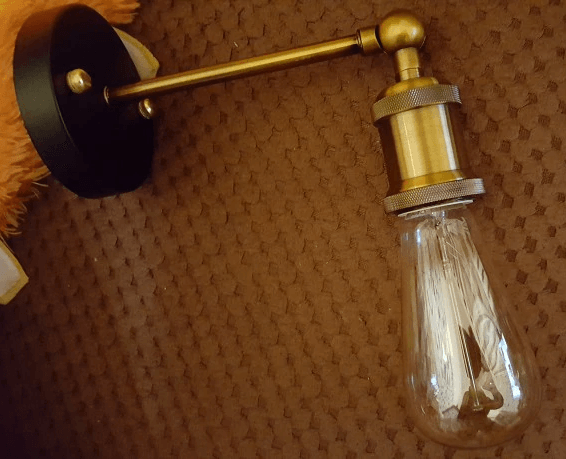 Vintage Wall Lamp - Ineffable Shop