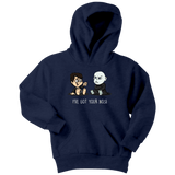 I've Got Your Nose Youth Hoodie - Youth Hoodie / Navy / XS - Ineffable Shop