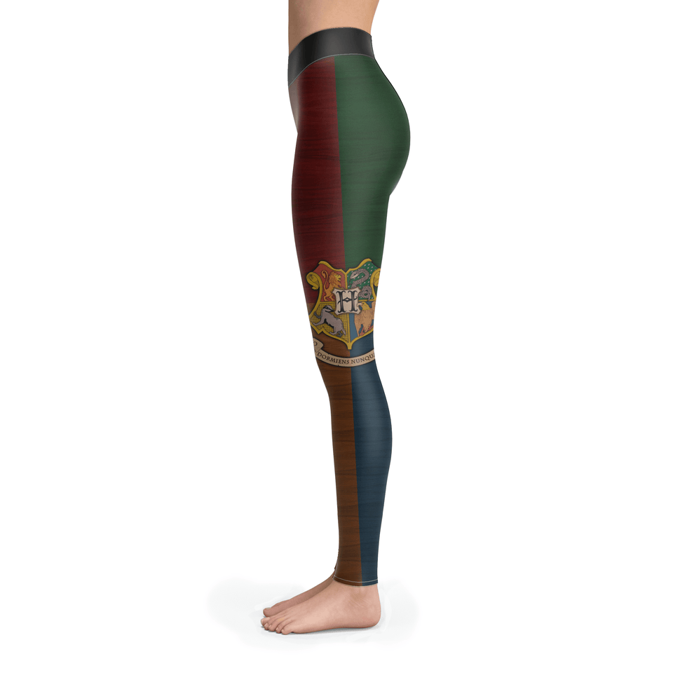 Hogwarts Logo Leggings HP0016