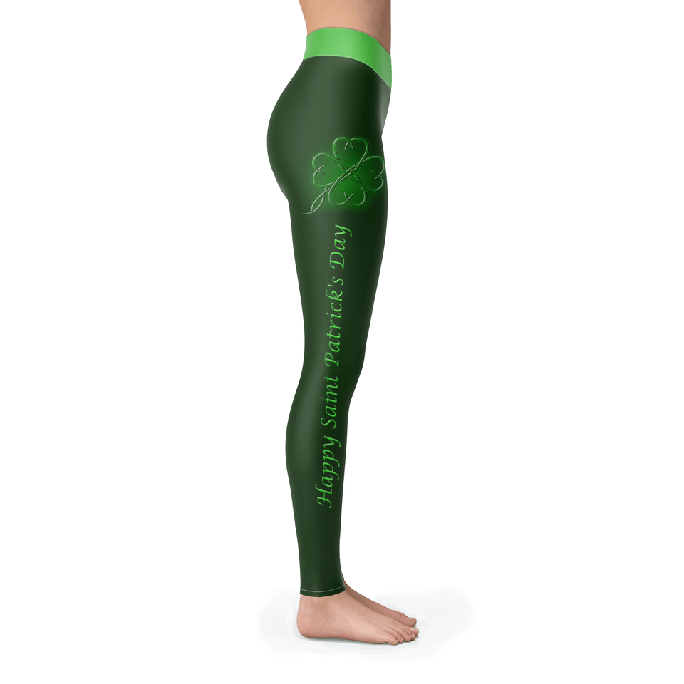 Happy Patrick's Day Leggings - Leggings / S / NA - Ineffable Shop