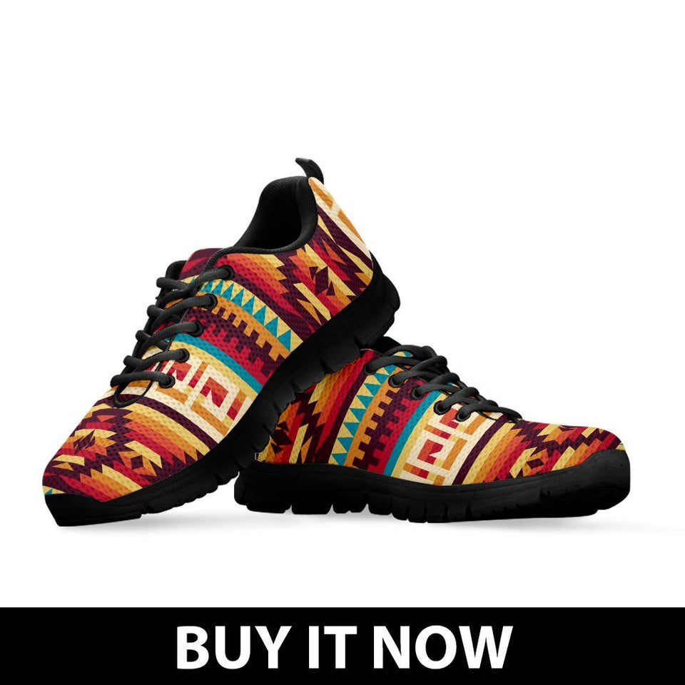 Native American Men's Running Shoes NT032 - - Ineffable Shop