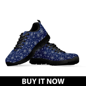 Christmas Men's Costume Shoes - - Ineffable Shop