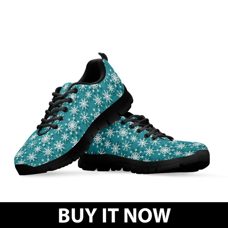 Christmas Women's Running Shoes Design - - Ineffable Shop