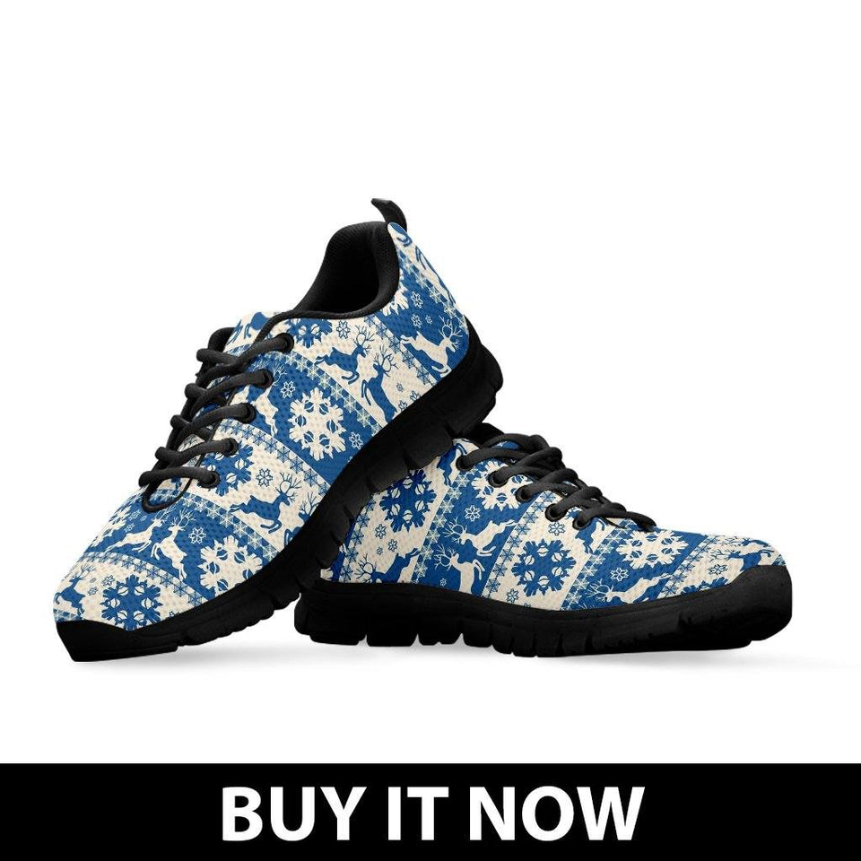 Christmas Women's Running Shoes - - Ineffable Shop