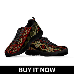 New Native American Indian Women's Costume Shoes NT058 - - Ineffable Shop