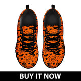 Halloween Women's Costume Shoes HLW011 - - Ineffable Shop