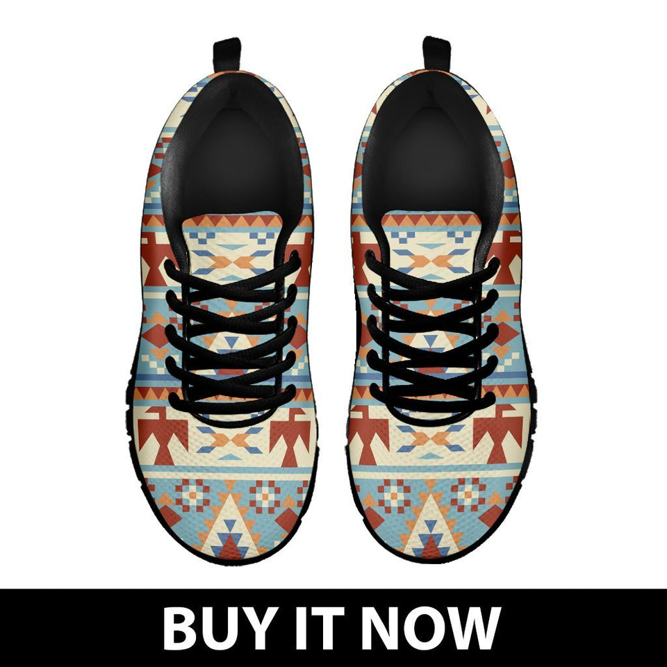 Native American Men's Running Shoes NT076 - - Ineffable Shop