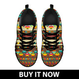 Native American Indian Pattern Kid's Shoes NT086 - Ineffable Shop