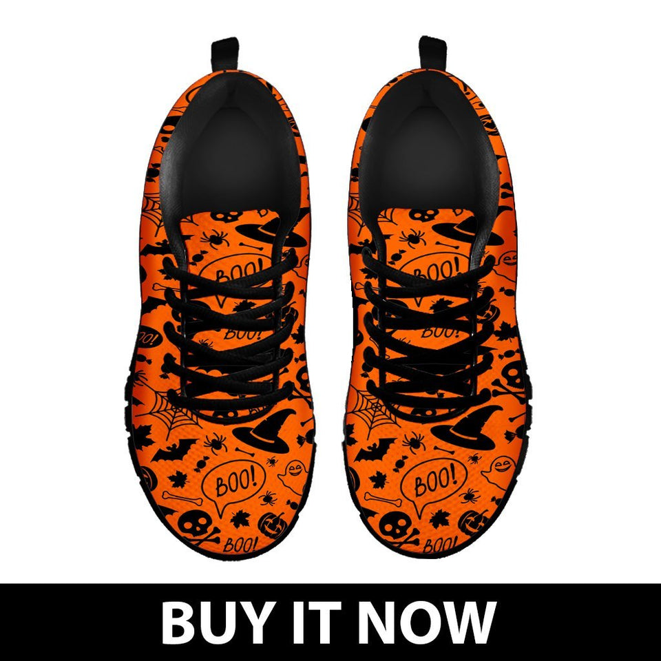 Halloween Kid's Costume Shoes HLW013 - Ineffable Shop