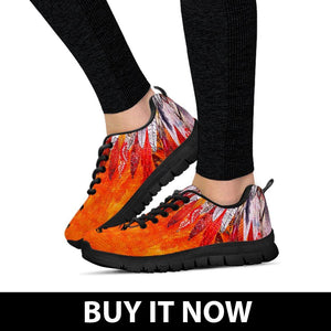 Native American Women's Running Shoes NT109 - - Ineffable Shop